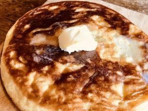 pancakeアップ